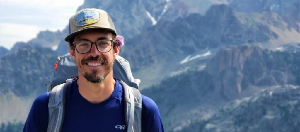 Evan Mathews is one of the top Guides of Jackson Hole